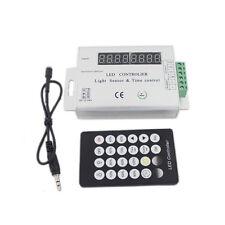 Dimmer Intelligent IR Light Sensor Time Controller For 5050 3528 Led Strip Light