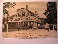 Belleville Hotel in Belleville NJ 1906