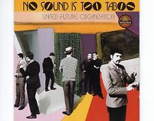 CD UNITED FUTURE ORGANIZATION no sounds is too taboo 1994 Acid Jazz
