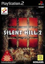 Used PS2 Silent Hill 2  Japan Import (Free Shipping)