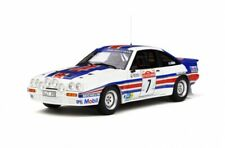 Otto Models 761 Opel Manta 400R Gr.B Rally San Remo weiss + Decals 1:18 limited
