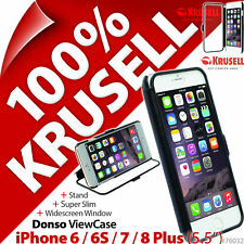 """Krusell Donso View Case Cover Folio for Apple iPhone 6 / 6S / 7 / 8 Plus (5.5"""")"""
