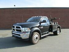 2014 Dodge Ram 4500 SLT Wrecker Self Loader Heavy Duty Cummins Diesel Auto 4x4
