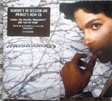 PRINCE Musicology RARE Australian Digipak Enhanced CD 2004