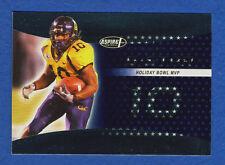 MARSHAWN LYNCH ROOKIE CARD INSERT SET: 2007 SAGE ASPIRE 5-STAR SET (ALL 5 CARDS)