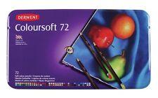 Derwent Coloursoft 72 Matita TIN