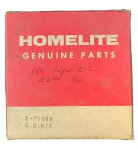 Homelite Chainsaw OEM A70688 Guide Bar Kit 350 360 150 super e-z eza0