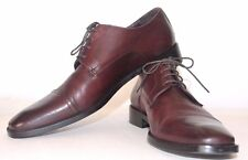 TO BOOT NEW YORK by Adam Derrick 'Alberto' Brown Leather Cap-Toe Ox Size 11.5 US