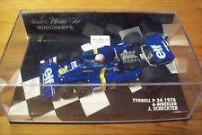 1/43 Tyrrell P34 1976 6 Wheeler Jody Scheckter