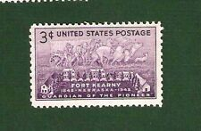 970 Fort Kearny Us Single Mint/nh (Free Shipping)