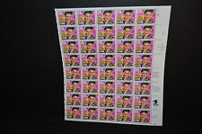 ELVIS PRESLEY SHEET OF 29 CENT STAMPS- UNCIRCULATED