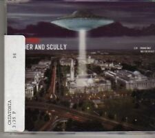 (BV859) Catatonia, Mulder And Scully - 1998 DJ CD