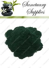Spirulina Micro Algae Powder Cosmetics Grade DIY Soap Body Wraps Face Mask 25g