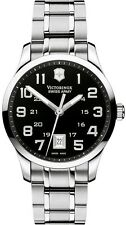 Victorinox SWISS ARMY MEN WATCH ALLIANCE DATE 40mm  SAPPHIRE  STEEL  241322