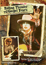 BOB DYLAN: 1975-1981: Rolling Thunder  and the  Gospel Years (DVD, 2006) NEW