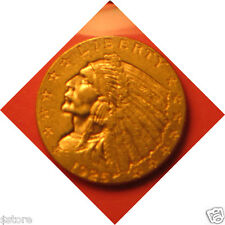 1925-D $2.5 Gold Indian Select CHOICE PQ