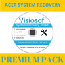 Acer System Recovery Boot Repair Restore CD Resource Toolkit operating system
