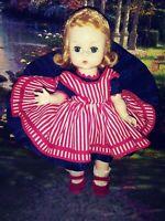 "Vintage 1955 Madame Alexander-kins WENDY HELPS MUMMY #428 8"" Doll"