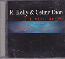 R Kelly&Celine Dion-Im Your Angel Promo cd single