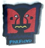 Pink Floyd Division Bell Retro Pro Psychedelic Rock Sew Iron On Patch 2Pk M10-20