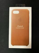 Apple MQH72ZM/A Leather Case for iPhone 7/8 - Brown