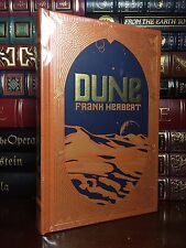Dune by Frank Herbert Brand New Sealed Leather Bound Collectible Gift Edition