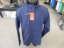 NEW! CCM Team Softshell Senior Winter Hockey Jacket - Navy Blue - Men's XXL 2XL