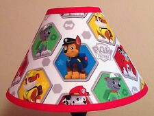 Paw Patrol Fabric Children's Lamp Shade