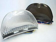 Feu LED + clignotants intégrés HONDA CBR600RR 2003 2004 2005 2006 CLAIR