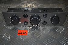 Opel Vectra C Klimabedienteil 13166480