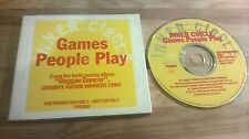 CD Pop Inner Circle - Games People Play (1 Song) Promo WARNER MUSIC digi