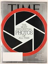 Time Magazine 11/28/2016 12/5/2016 Most Influential Photos Of All Time