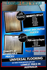 Loose Lay Vinyl Plank Flooring Sample Pack $15 you get  4 colours posted