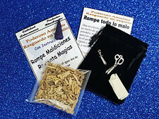 AMULETO RESGUARDO ROMPE MALDICIONES Y MAGIAS/ PROTECTIVE TALISMAN DESTROY SPELLS