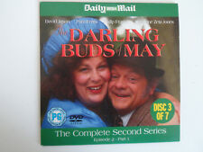 DAILY MAIL DARLING BUDS OF MAY EPISODE 2 PART 1 DISC 3 DVD