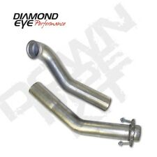 "Diamond Eye 122004 3"" Down Pipe, Aluminized, Kit For 94-97 Ford"