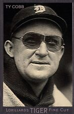TY COBB TOBACCO TIGER BACK ACEO ART CARD ##FREE COMBINED SHIPPING###
