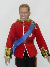 "16"" Ashton Drake Prince William Doll, No Box"