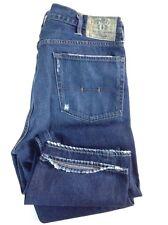 Ralph Lauren Polo Men's distressed Blue Jeans Size 40 x 38.5