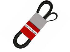 Multi V Drive Belt fits NISSAN PATHFINDER R51 2.5D 05 to 10 Contitech 1195060U05