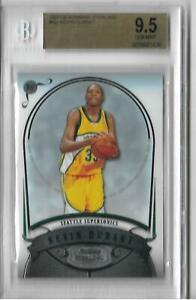 BGS 9.5 GEM MINT 2007-08 Bowman Sterling KEVIN DURANT Rookie RC WOW NICE!!!