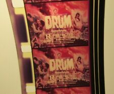 16mm film trailers DRUM 1976 PAM GRIER Yaphet Kotto Warren Oates blaxploitation