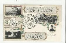 84919 antica cartolina MILITARE  BATTAGLIA DI CASTELFIDARDO