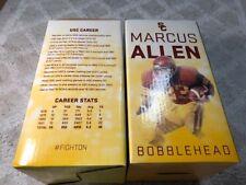 Marcus Allen Bobblehead - USC Trojans football - Raiders, Chiefs - Heisman *NEW*
