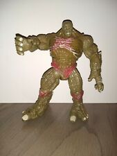 Incredible Hulk Movie Abomination elite Action Figure Marvel Hasbro 2007 6.5""