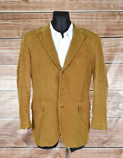 Gant Corduroy Men Jacket Blazer Size EU50 UK40, Genuine
