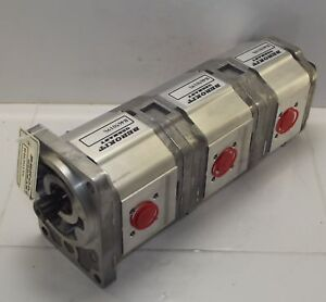 Schaeff Terex HR02 Hydraulikpumpe 0510465013 0510465019 B510245035