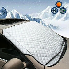 Car Windshield Snow Cover Winter Ice Frost Guard Sunshade Protector VT