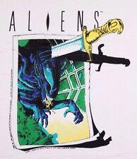 New listing Xl * Nos vtg 90s 1991 Aliens t shirt * dark horse comic horror movie t shirt