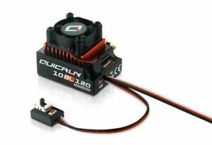 HobbyWing Quicrun 10BL120 Sensored Brushless Esc (120A) HW30125000